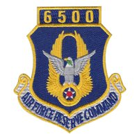 6500 Hours AFRC Patches