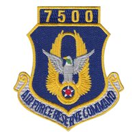 7500 Hours AFRC Patches