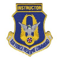 Instructor  AFRC Patches