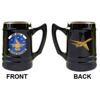 24oz Tankard Stein 310th Airlift Squadron Ceramic Mugs