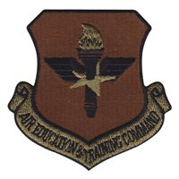 OCP Air Education and Training Command Patch