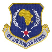Color  U.S. Air Forces Africa Patch