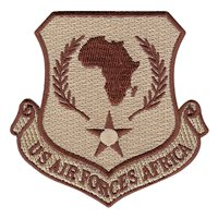 Desert  U.S. Air Forces Africa Patch