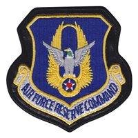 With Leather AFRC Patches