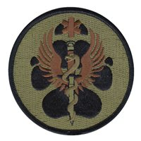 ACU Med Logo OCP AFSOC Patches