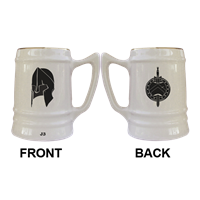 24oz Tankard NSWDG Ceramic Mugs