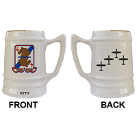 24oz Tankard 434 FTS Ceramic Mugs