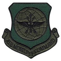 Subdued AMC Patch