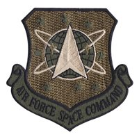 Desert AFSC Patches