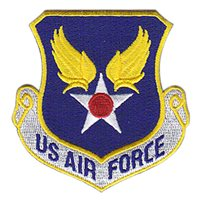 Color USAF Patches