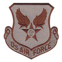Desert USAF Patches