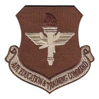 Desert Air Education and Training Command Patch