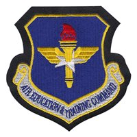 A-2 Jacket Air Education and Training Command Patch