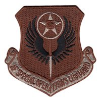 Desert AFSOC Patches