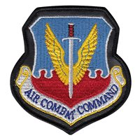 Leather Flight Suit ACC Patches