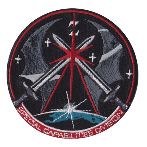USSF SMC U.S. Space Force Custom Patches