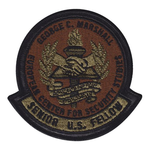 GCM ECSS Department of Defense Custom Patches