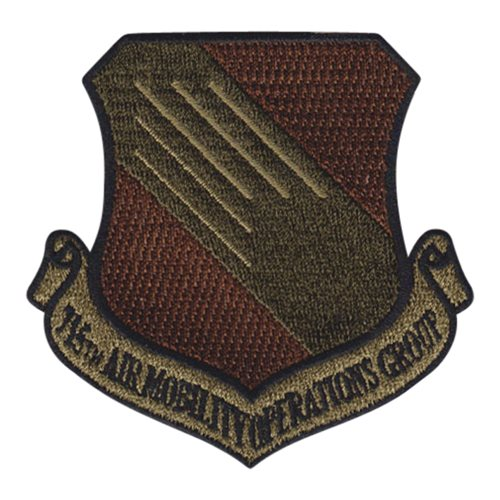 715 AMOG JBER U.S. Air Force Custom Patches