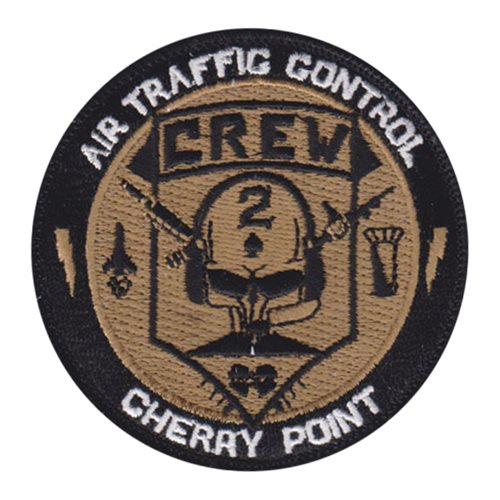 Cherry Point Civilian Custom Patches