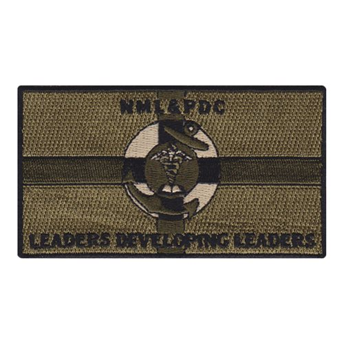 NMLPDC U.S. Navy Custom Patches
