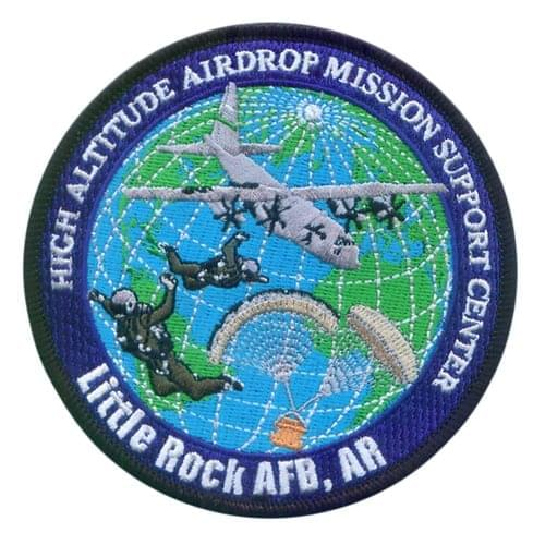 19 AMDS Little Rock AFB, AR U.S. Air Force Custom Patches