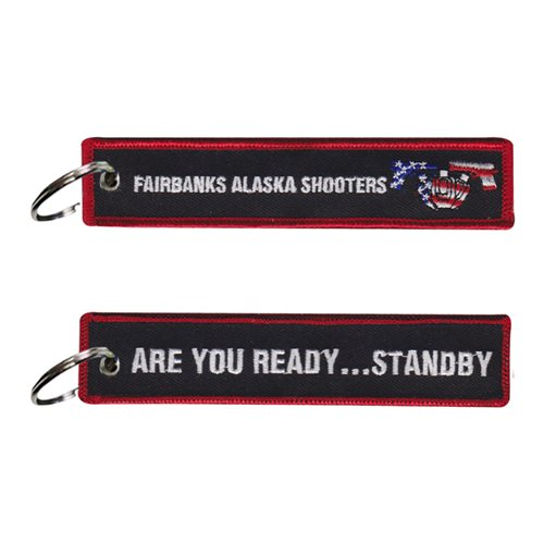 Fairbanks Alaska Shooters Patch Civilian Custom Patches