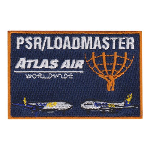 Atlas Air Corporate Custom Patches