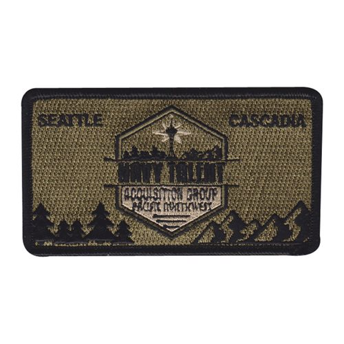 NTAG Pacific Northwest U.S. Navy Custom Patches