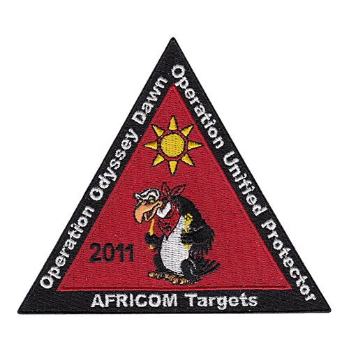 USAFRICOM Combatant Commands Department of Defense Custom Patches