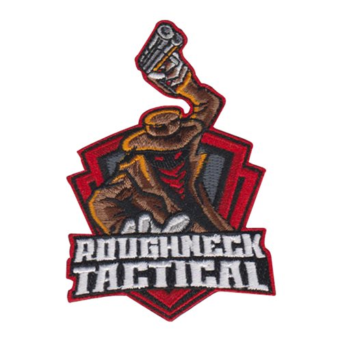 Roughneck Tactical Civilian Custom Patches