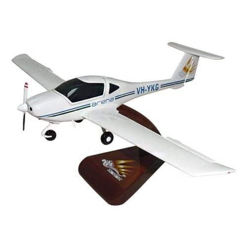 Diamond DA20 Trainer Aircraft Models