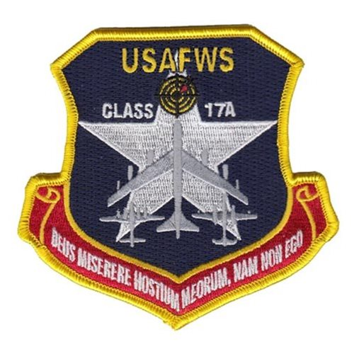 340 WPS Barksdale AFB, LA U.S. Air Force Custom Patches