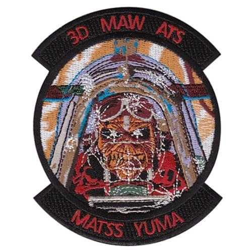 3D MAW ATS USMC Custom Patches