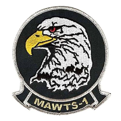 MAWTS-1 USMC Custom Patches