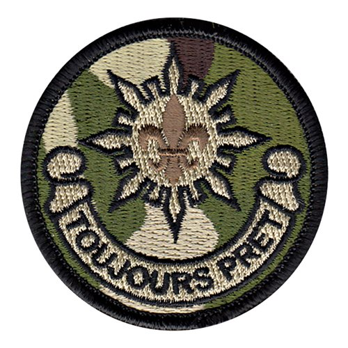 2 CR Toujours U.S. Army Custom Patches