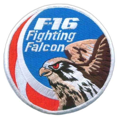 F-16 Patches Aircraft Custom Patches