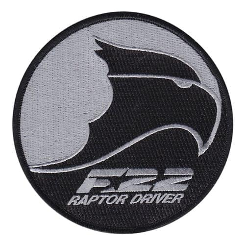 F-22 Patches Aircraft Custom Patches