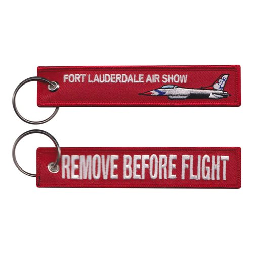 Ft Lauderdale Air & Sea Show Air Show Patches Custom Patches