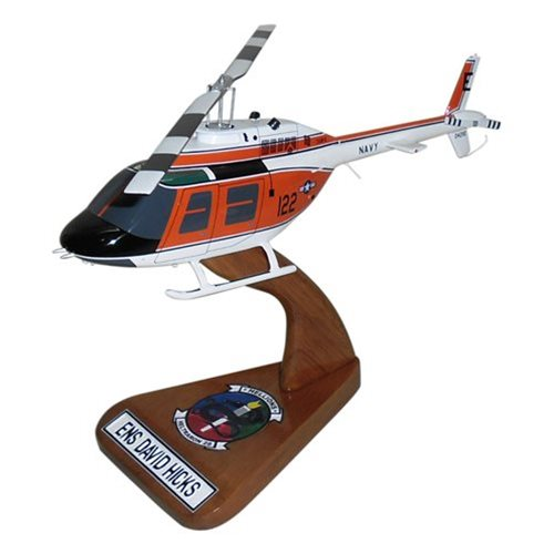 TH-57 Sea Ranger Helicopter Aircraft Models
