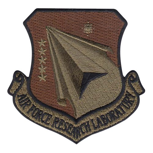 AFRL Wright-Patterson AFB U.S. Air Force Custom Patches