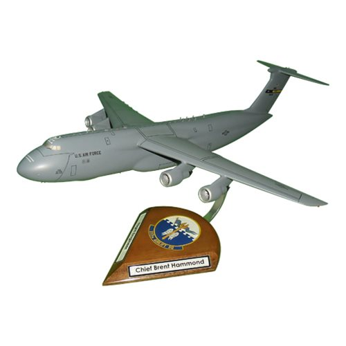 C-5 Galaxy Tanker or Airlift Aircraft Models