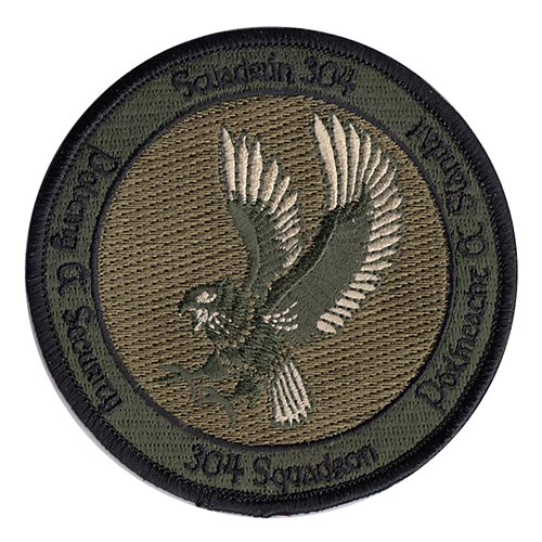 No. 304 Squadron RAF Royal Air Force International Custom Patches