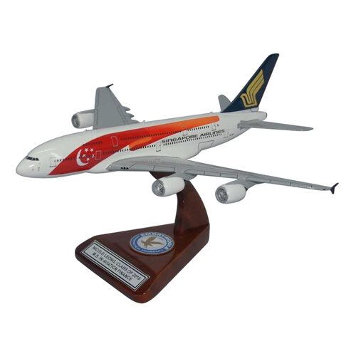Singapore Airlines Commercial Aviation Aircraft Models