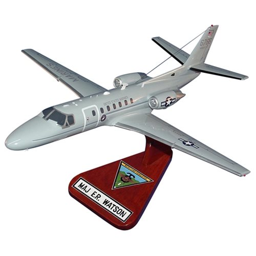 UC-35 Citation 560 Tanker or Airlift Aircraft Models