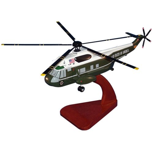 VH-3A Sea King Helicopter Aircraft Models