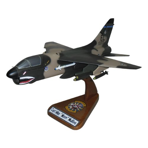 A-7 Corsair II Attack Aircraft Models