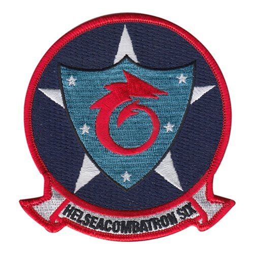 HSC-6 NAS North Island U.S. Navy Custom Patches