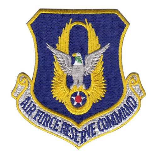 Air Force Reserve Command U.S. Air Force Custom Patches