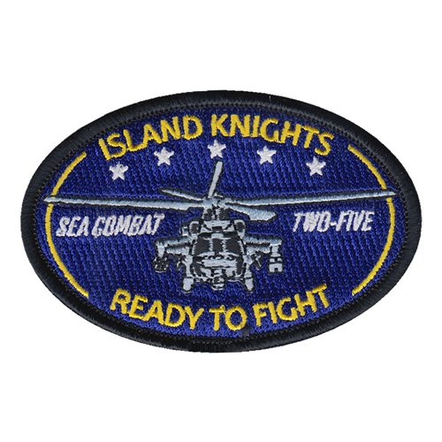 HSC-25 Andersen AFB, Guam U.S. Air Force Custom Patches