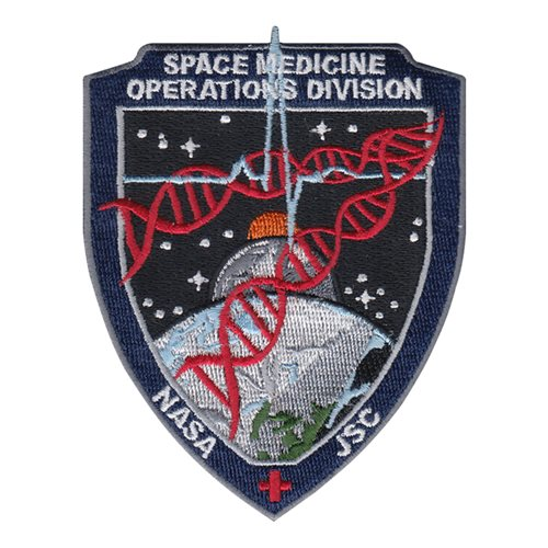 NASA Civilian Custom Patches